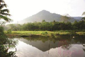 Raban Lake